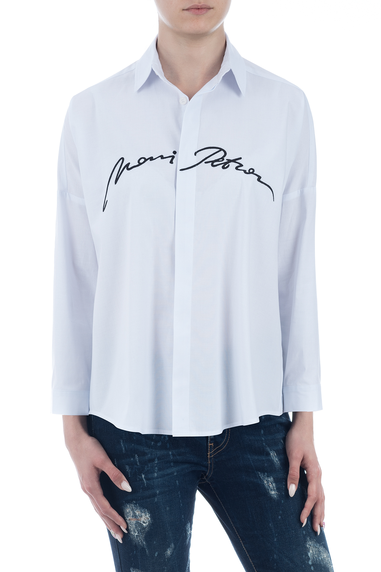 SHIRT SIGNATURE WHITE 1
