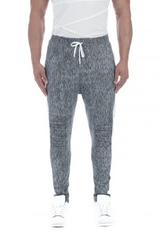 FRENCH TERRY PANT GREY