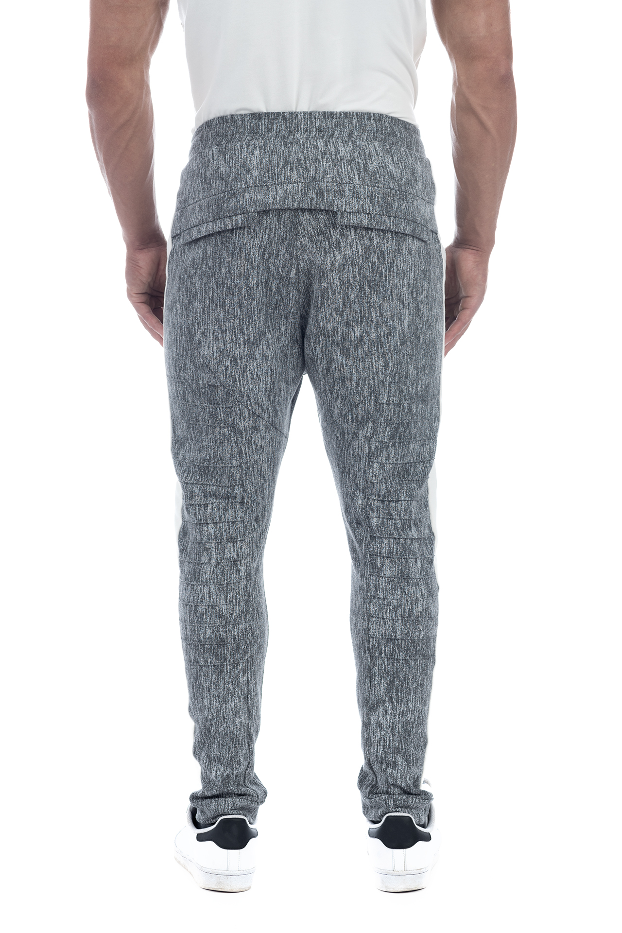 FRENCH TERRY PANT GREY 3