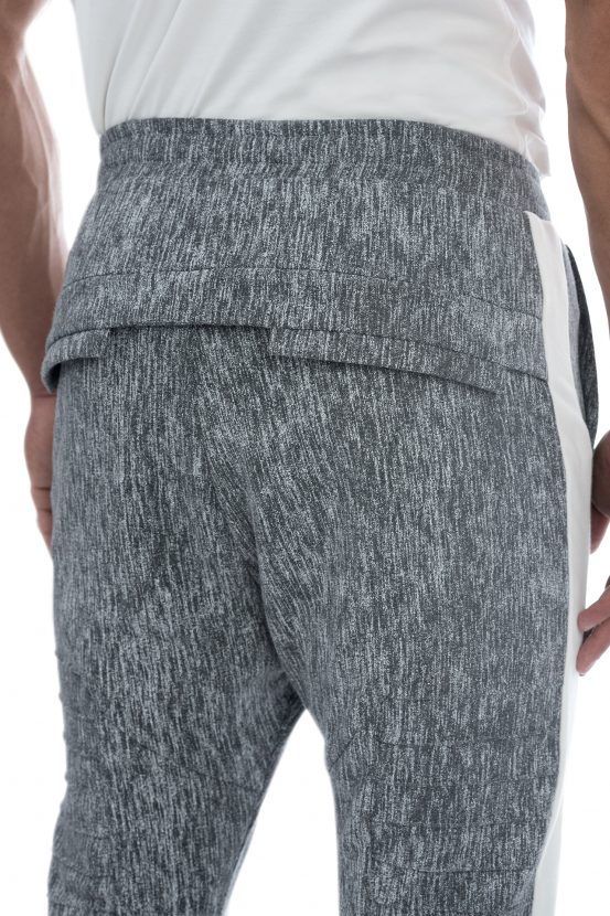 FRENCH TERRY PANT GREY 5