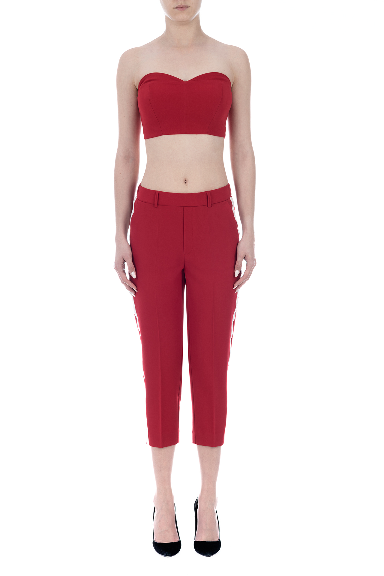 PANT KANT RED 2