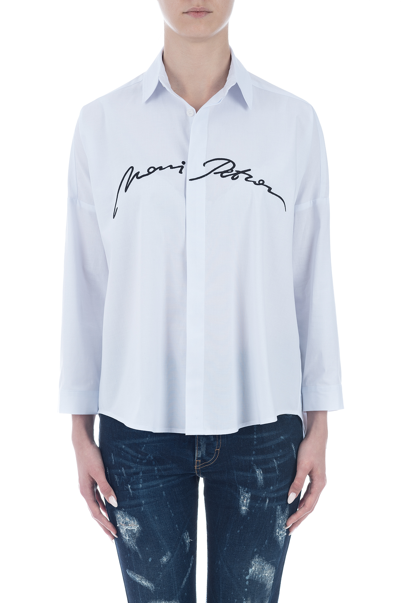 SHIRT SIGNATURE WHITE 2