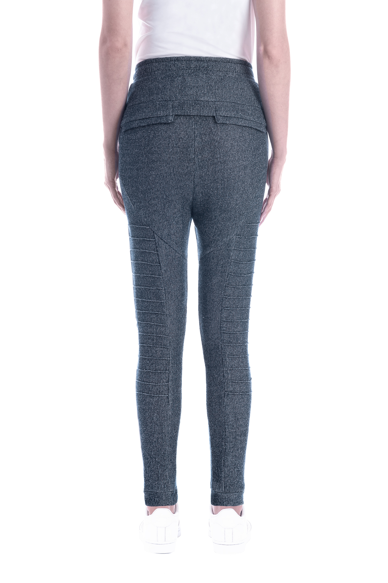 FRENCH TERRY PANT BLUE 3