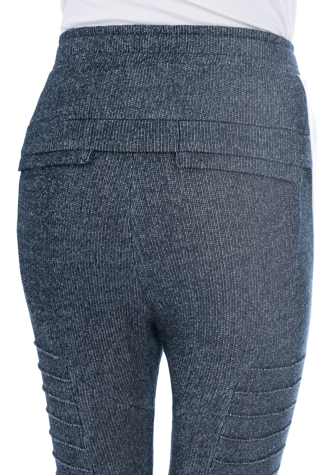 FRENCH TERRY PANT BLUE 5