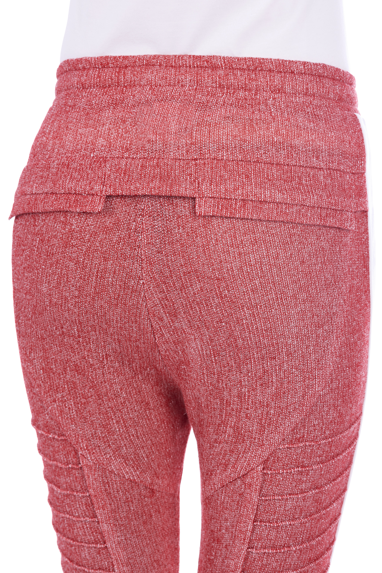 FRENCH TERRY PANT RED 5