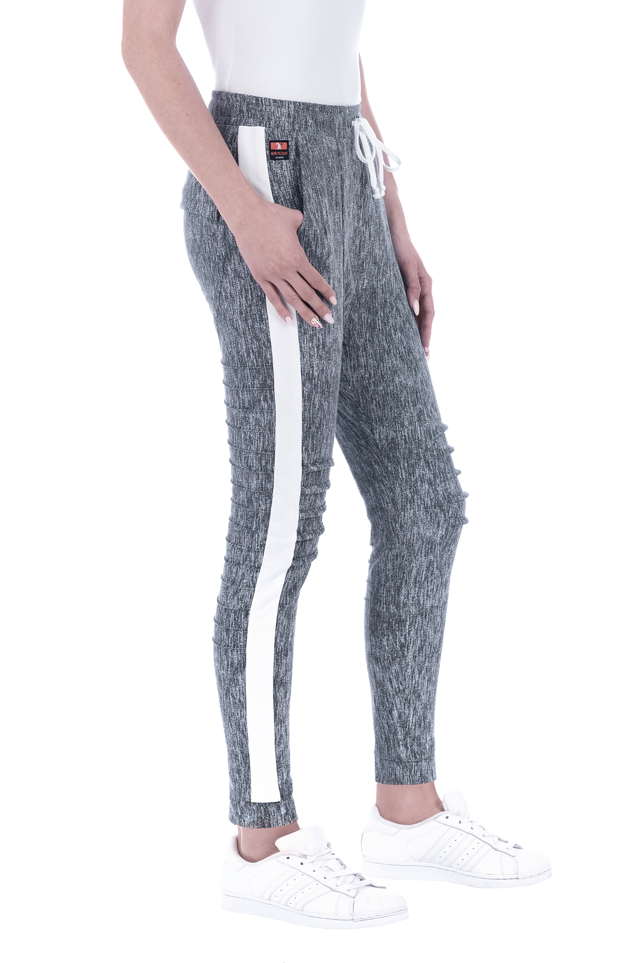 FRENCH TERRY PANT GREY 1