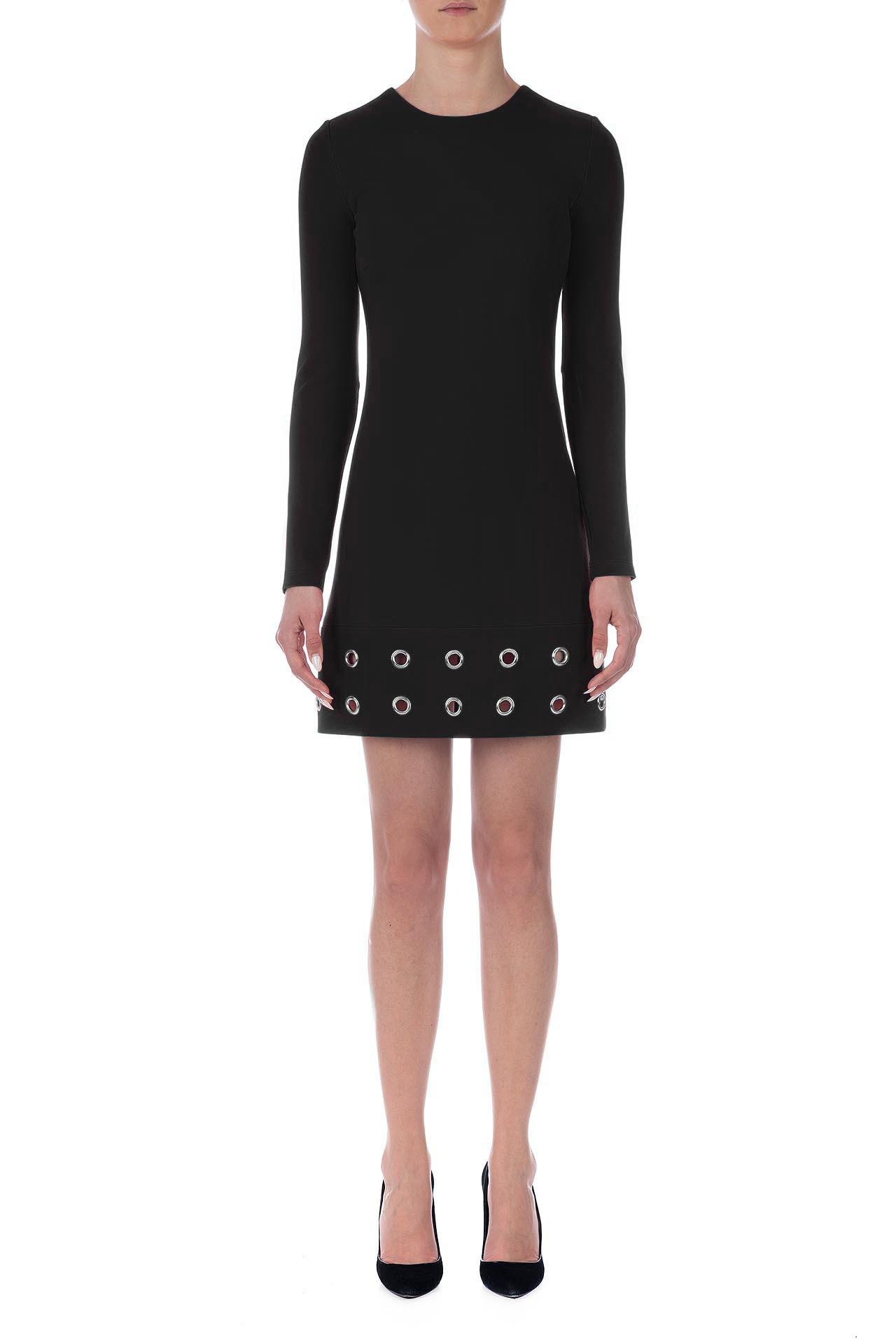 DRESS OKI BLACK 1