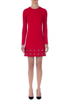 DRESS OKI RED