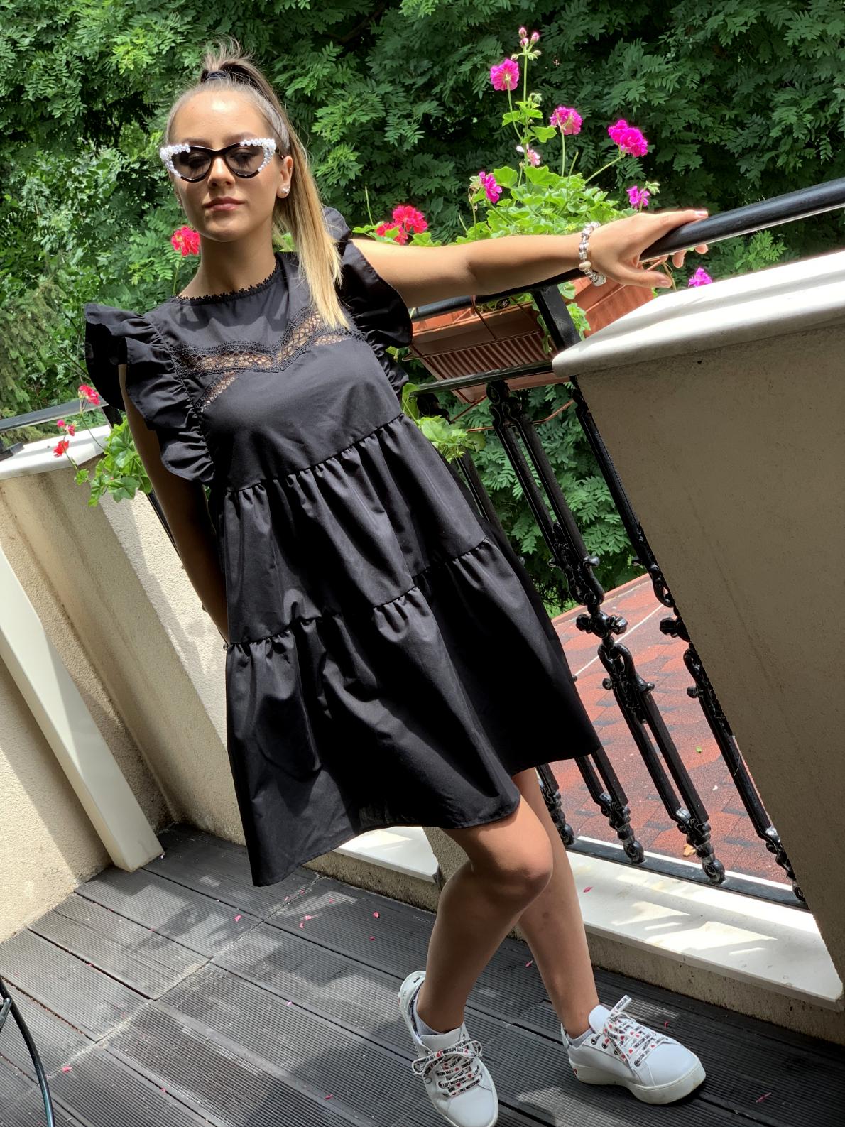 Dress Tanita Black 1