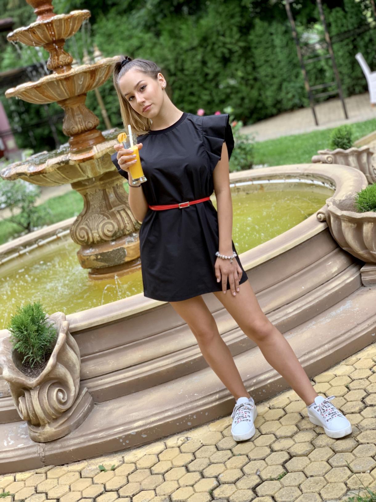 DRESS LINA BLACK 4