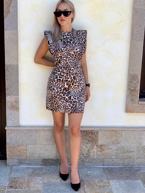 DRESS SELA LEOPARD 3