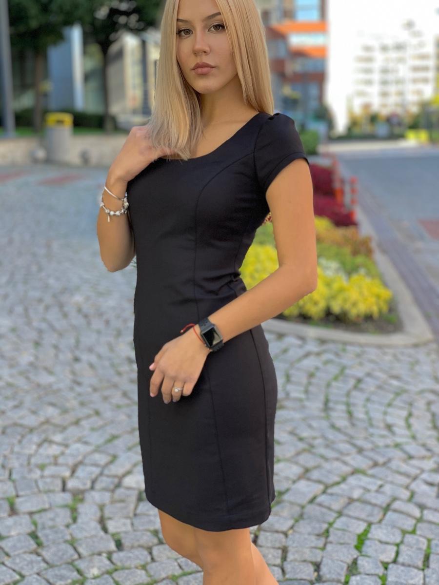 DRESS OFFI 2 BLACK 1